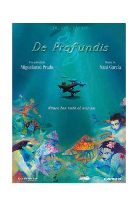 DE PROFUNDIS -DVD