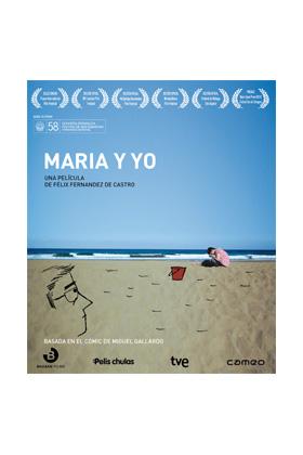 MARIA Y YO BLU·RAY