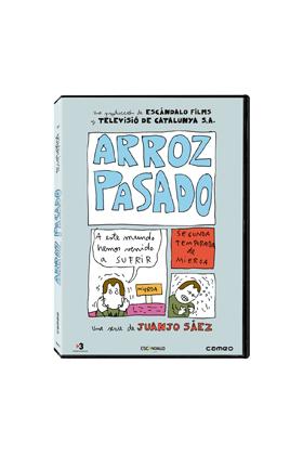 ARROZ PASADO TEMP. 2  DVD