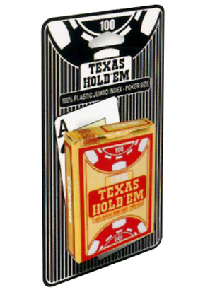 BLISTER BARAJA POKER COPAG TEXAS HOLD'EM