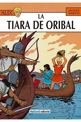 ALIX 04. LA TIARA DE ORIBAL