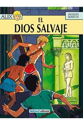 ALIX 09. EL DIOS SALVAJE