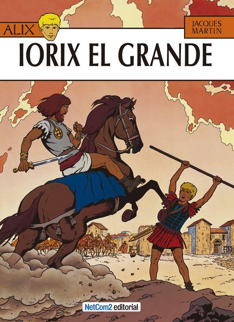 ALIX 10. IORIX EL GRANDE