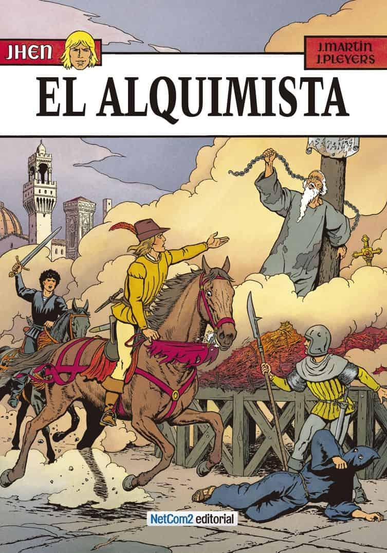 JHEN 07. EL ALQUIMISTA