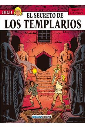 JHEN 08. EL SECRETO DE LOS TEMPLARIOS