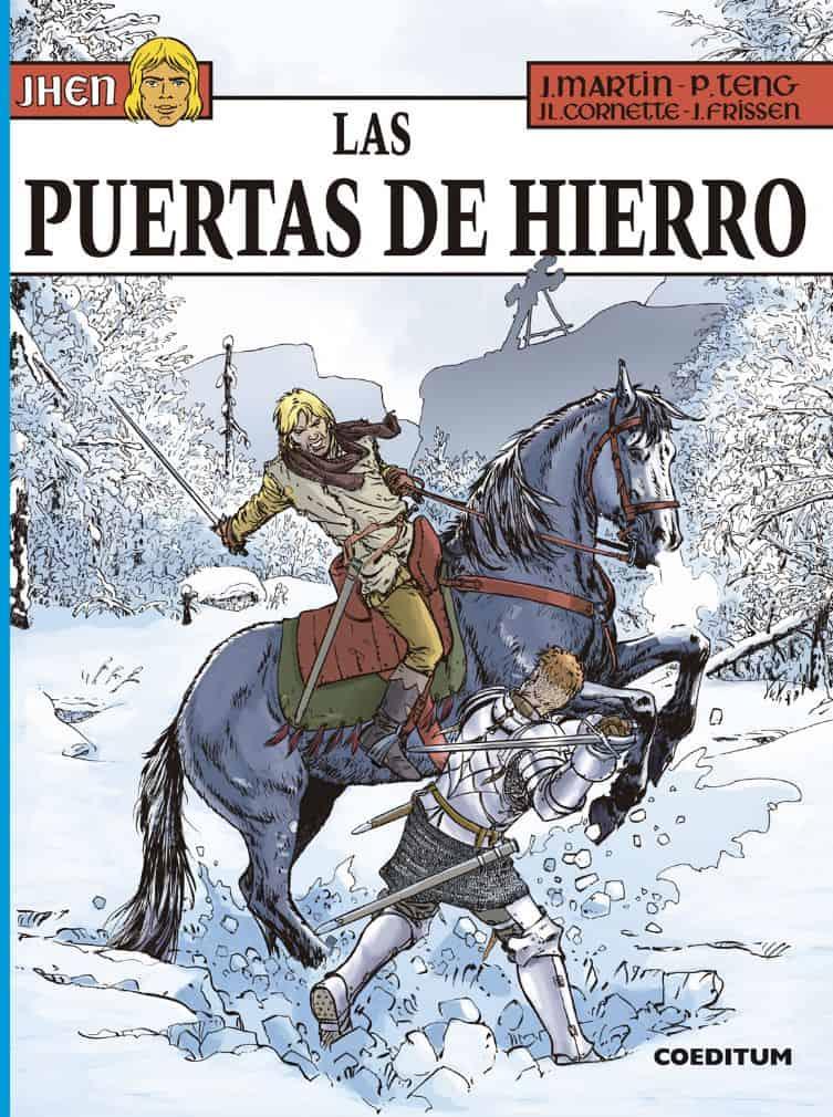 JHEN 15. LAS PUERTAS DE HIERRO