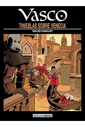 VASCO 06. TINIEBLAS SOBRE VENECIA
