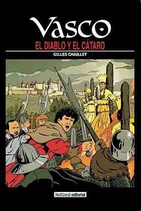 VASCO 07. EL DIABLO Y EL CATARO