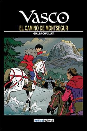 VASCO 08. EL CAMINO DE MONTSEGUR