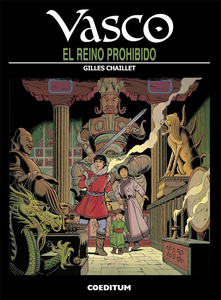 VASCO 11. EL REINO PROHIBIDO