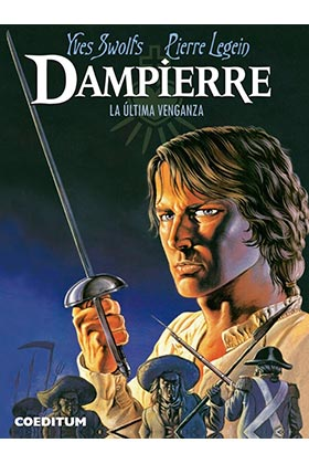 DAMPIERRE 03. LA ULTIMA VENGANZA