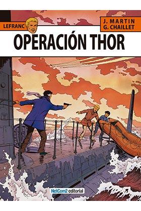 LEFRANC 06. OPERACION THOR