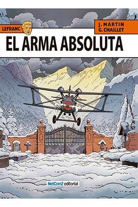 LEFRANC 08. EL ARMA ABSOLUTA