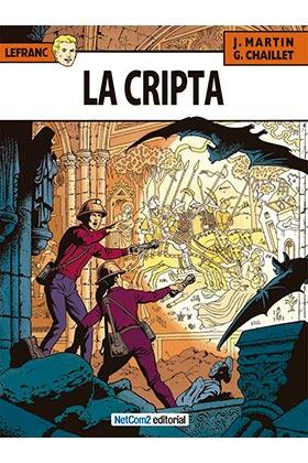 LEFRANC 09. LA CRIPTA