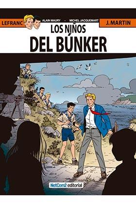 LEFRANC 22. LOS NIÑOS DEL BUNKER