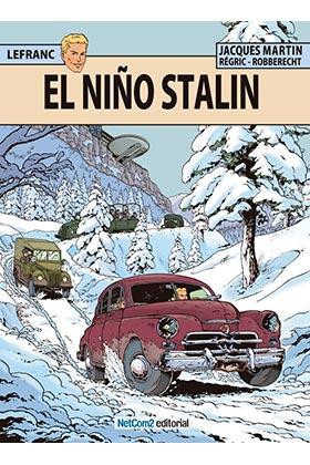 LEFRANC 24. EL NIÑO STALIN