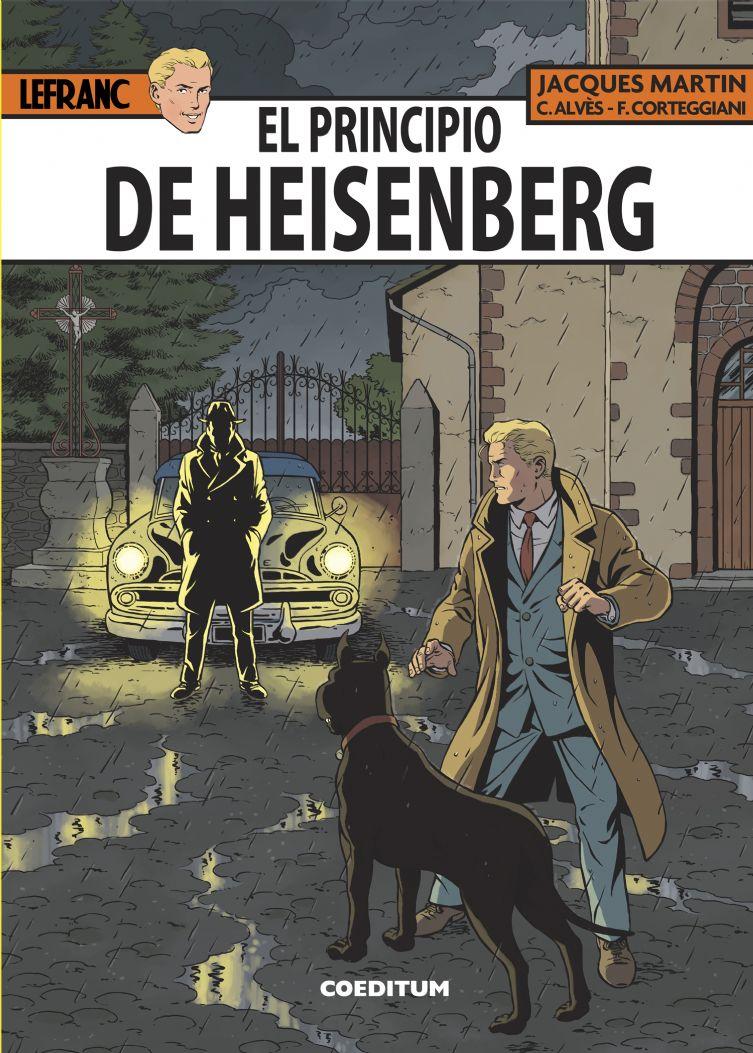 LEFRANC 28. EL PRINCIPIO DE HEISENBERG