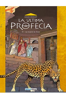 LA ULTIMA PROFECIA 02. LAS MUJERES DE EMESA