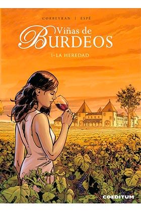 VIÑAS DE BURDEOS 01. LA HEREDAD