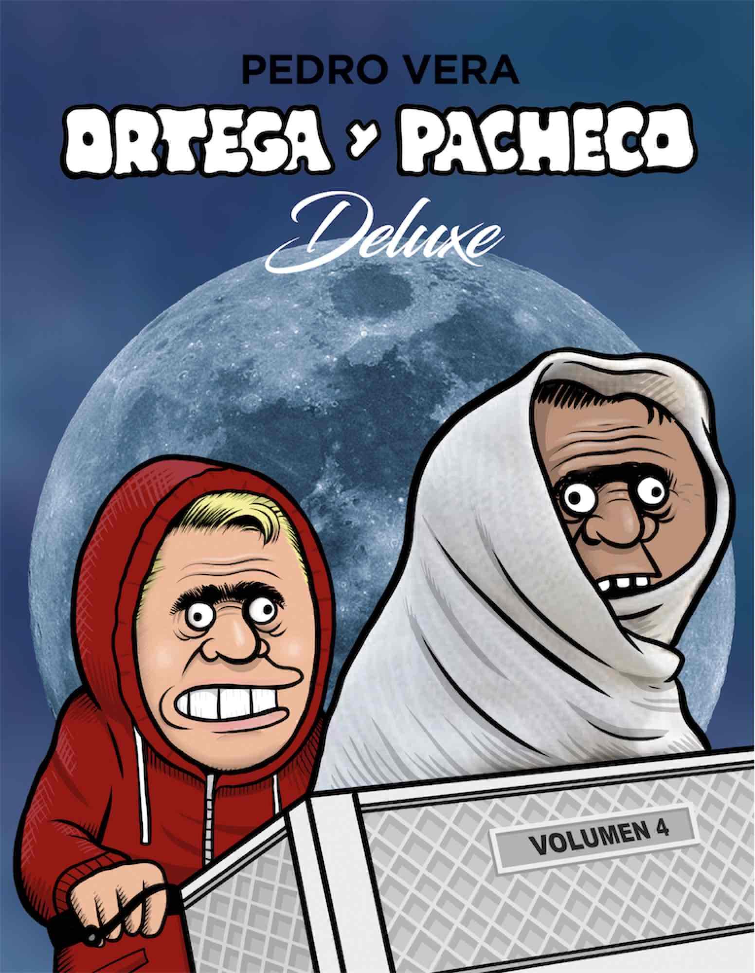 ORTEGA Y PACHECO DELUXE VOL 4