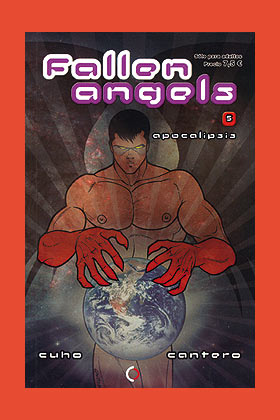 FALLEN ANGELS 05. APOCALIPSIS (ULTIMO)