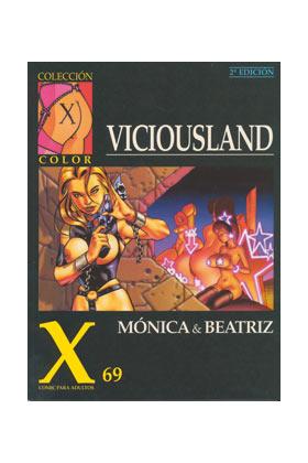 X.69 VICIOUSLAND (2ª EDIC