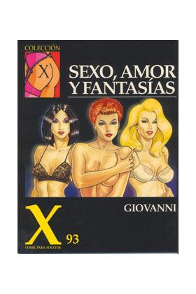 X.93 SEXO AMOR Y FANTASIA