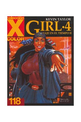 X.118 GIRL 4. VIAJE EN EL TIEMPO 2