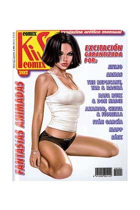 KISS COMIX 202