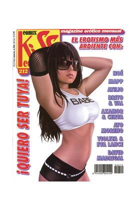 KISS COMIX 212