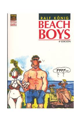 BEACH BOYS (4ª ED) RALF KÖNIG