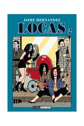 LOCAS 2. 2ª EDICION