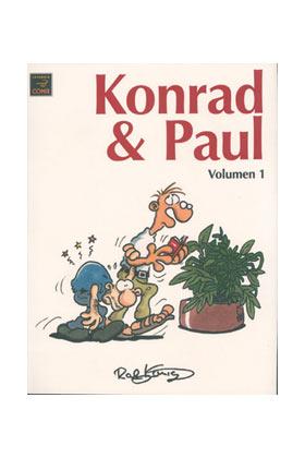 KONRAD Y PAUL VOL. 01 (RALF KONIG)