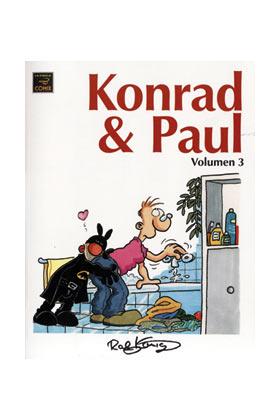KONRAD Y PAUL VOL. 03 (RALF KONIG)