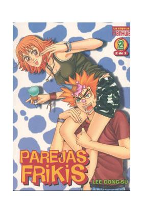 PAREJAS FRIKIS 02 (MANHWA)