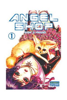 ANGEL SHOP VOL 01 (MANHWA)
