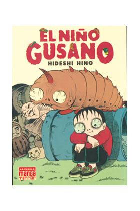 EL NIÑO GUSANO (MANGA TERROR)