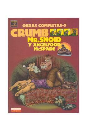 CRUMB 09. MR. SNOID (2ª EDICION)