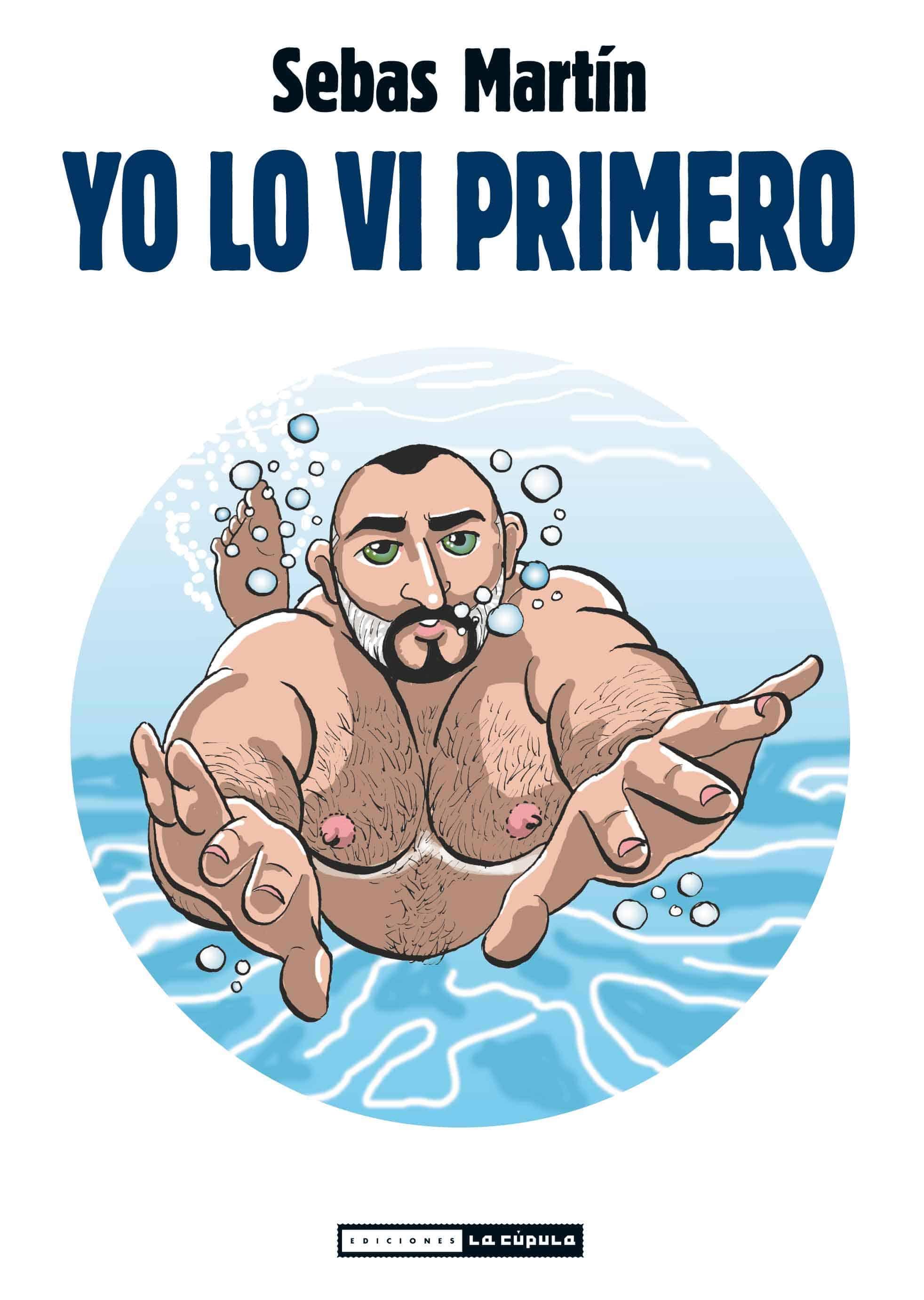 YO LO VI PRIMERO
