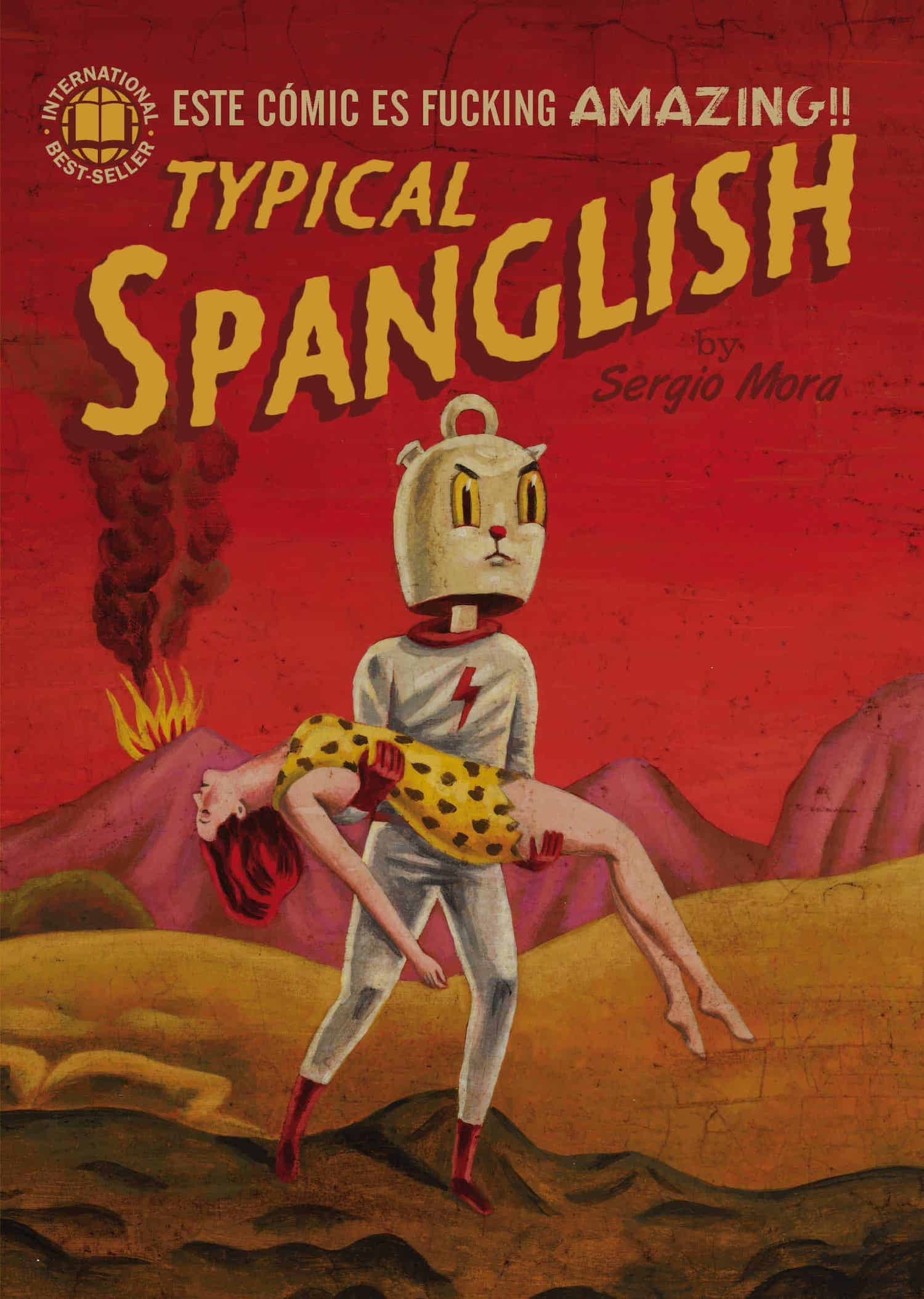TYPICAL SPANGLISH