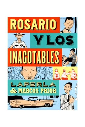 ROSARIO Y LOS INAGOTABLES