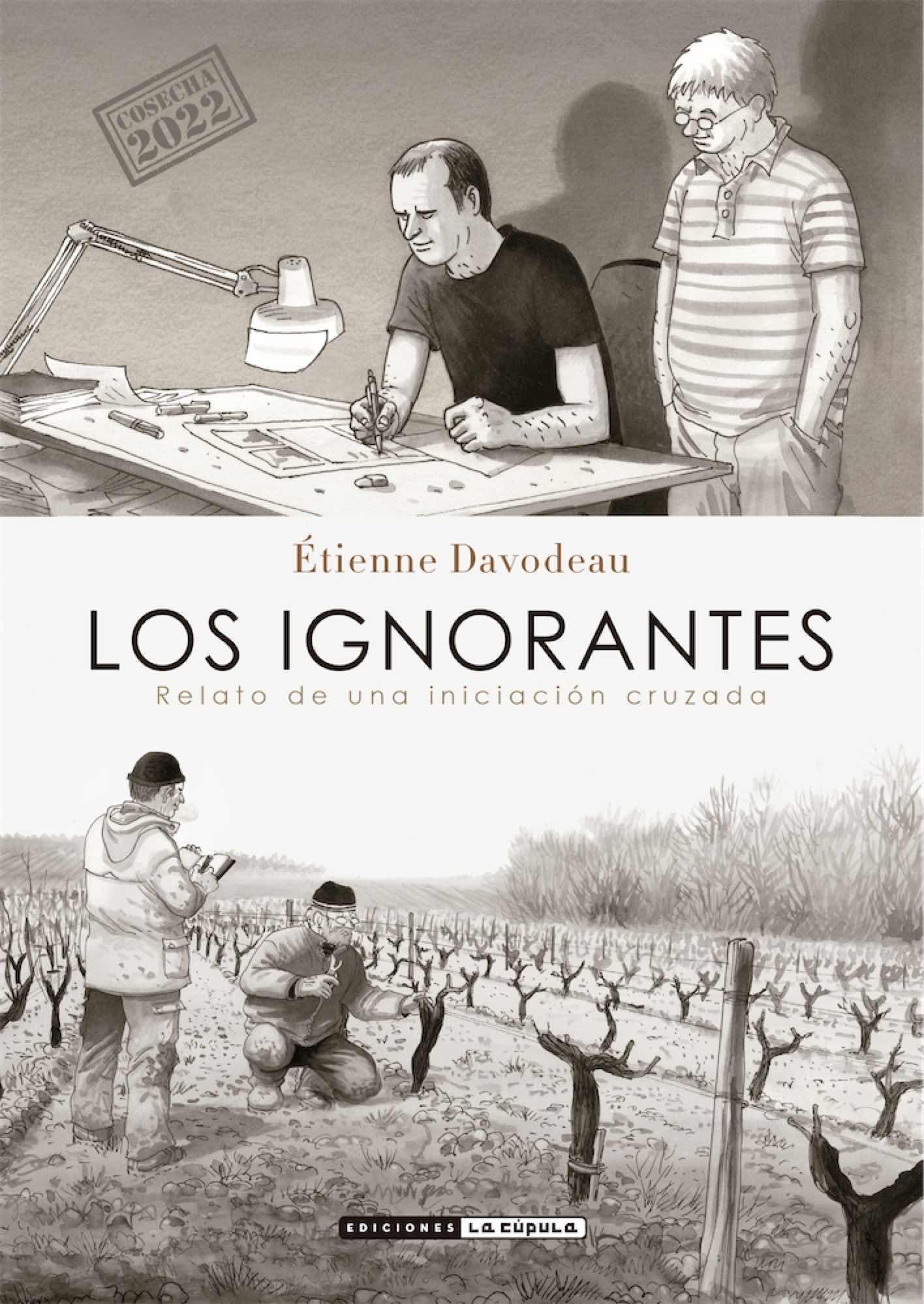 LOS IGNORANTES (ED. RUSTICA) (COSECHA 2019)