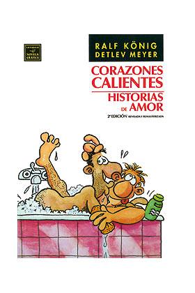 CORAZONES CALIENTES (2ª EDICION) RALF KÖNIG