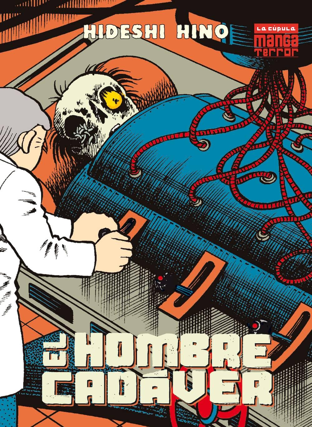 EL HOMBRE CADAVER (2a EDICION)