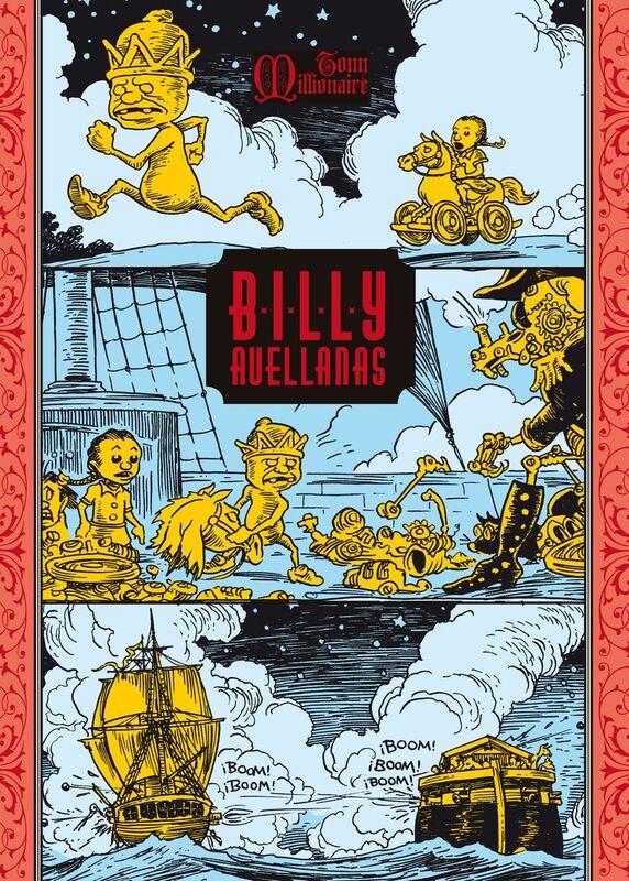 BILLY AVELLANAS