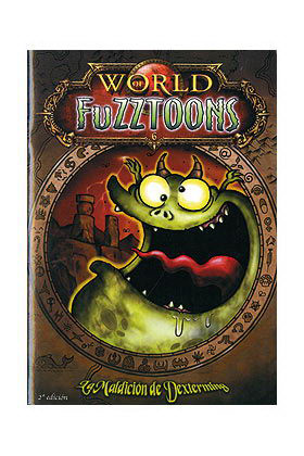 FUZZTOONS 6 (2ª EDICION) WORLD OF FUZZTOONS