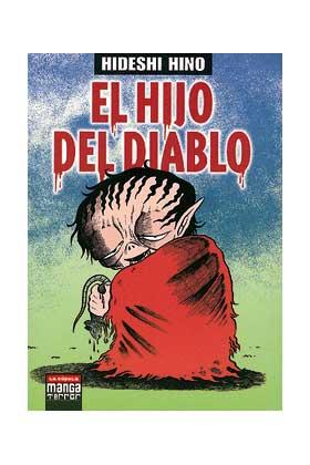 EL HIJO DEL DIABLO (MANGA TERROR)