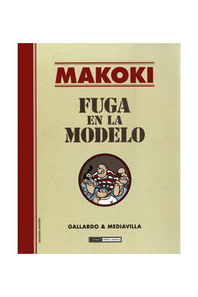 MAKOKI: FUGA EN LA MODELO