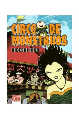 CIRCO DE MONSTRUOS (MANGA TERROR)
