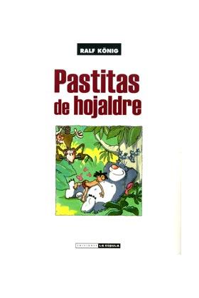PASTITAS DE HOJALDRE (RALF KONIG)